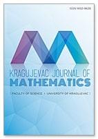 Kragujevac Journal of Mathematics :