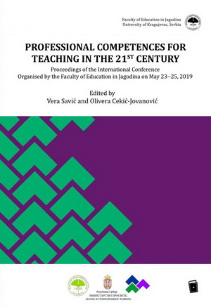 Proffesional Competences for Teaching in The 21st Century (2020) :
